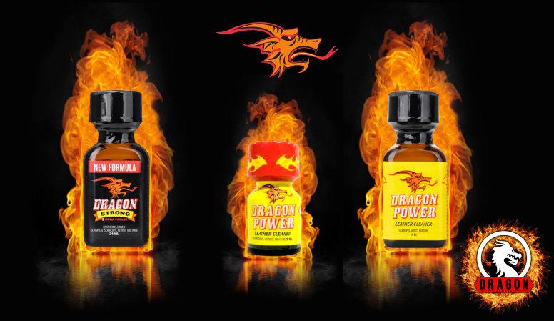 poppers marca dragon aromas